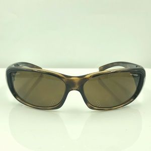 Arnette Brown Oval Sunglasses